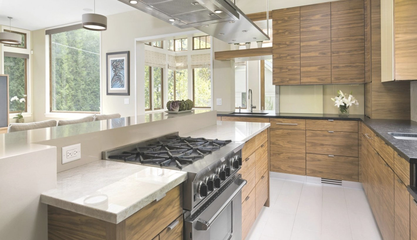 Kitchen Design Tips | Islands, Cooktops, Sinks | Chicago for Kitchen Island With Stove