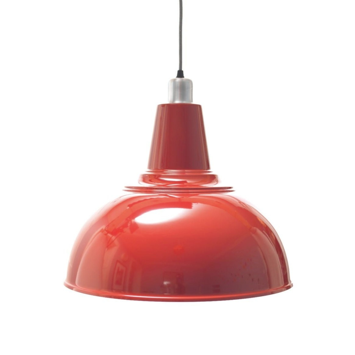 Kitchen Lamp - Red (With Images) | Red Kitchen Pendant throughout Red Pendant Lights For Kitchen