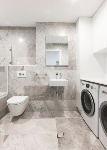 Laundry-Bathroom Combo: How To Form The Perfect Team intended for Washer Dryer Combo In Bathroom