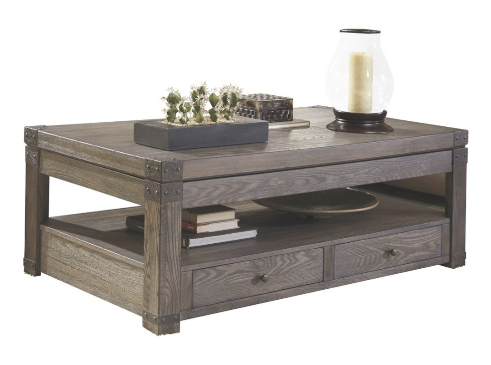Loon Peak Bryan Coffee Table With Lift Top & Reviews | Wayfair within Lift Top Coffee Tables