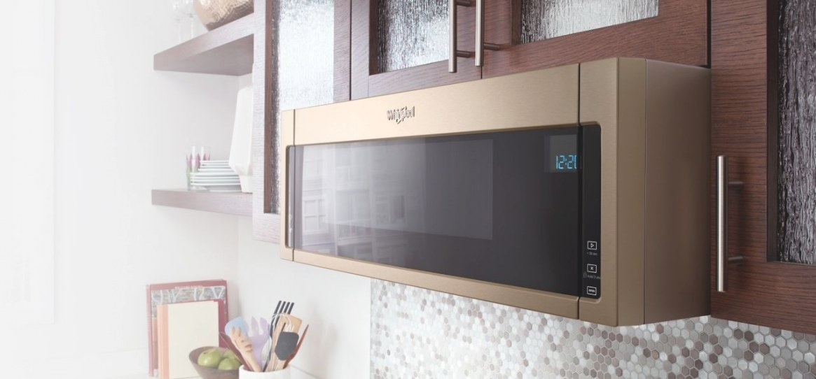 Low Profile Under Cabinet Microwave - 1500+ Trend Home with Low Profile Over The Range Microwave