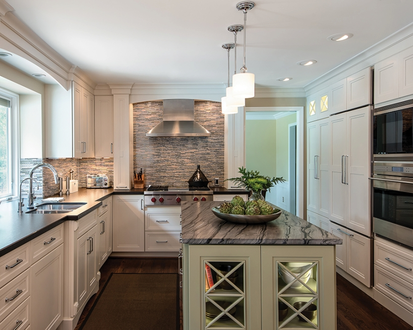 Luxury Impresses In Small Kitchens | For Residential Pros with regard to Image Of Small Kitchen