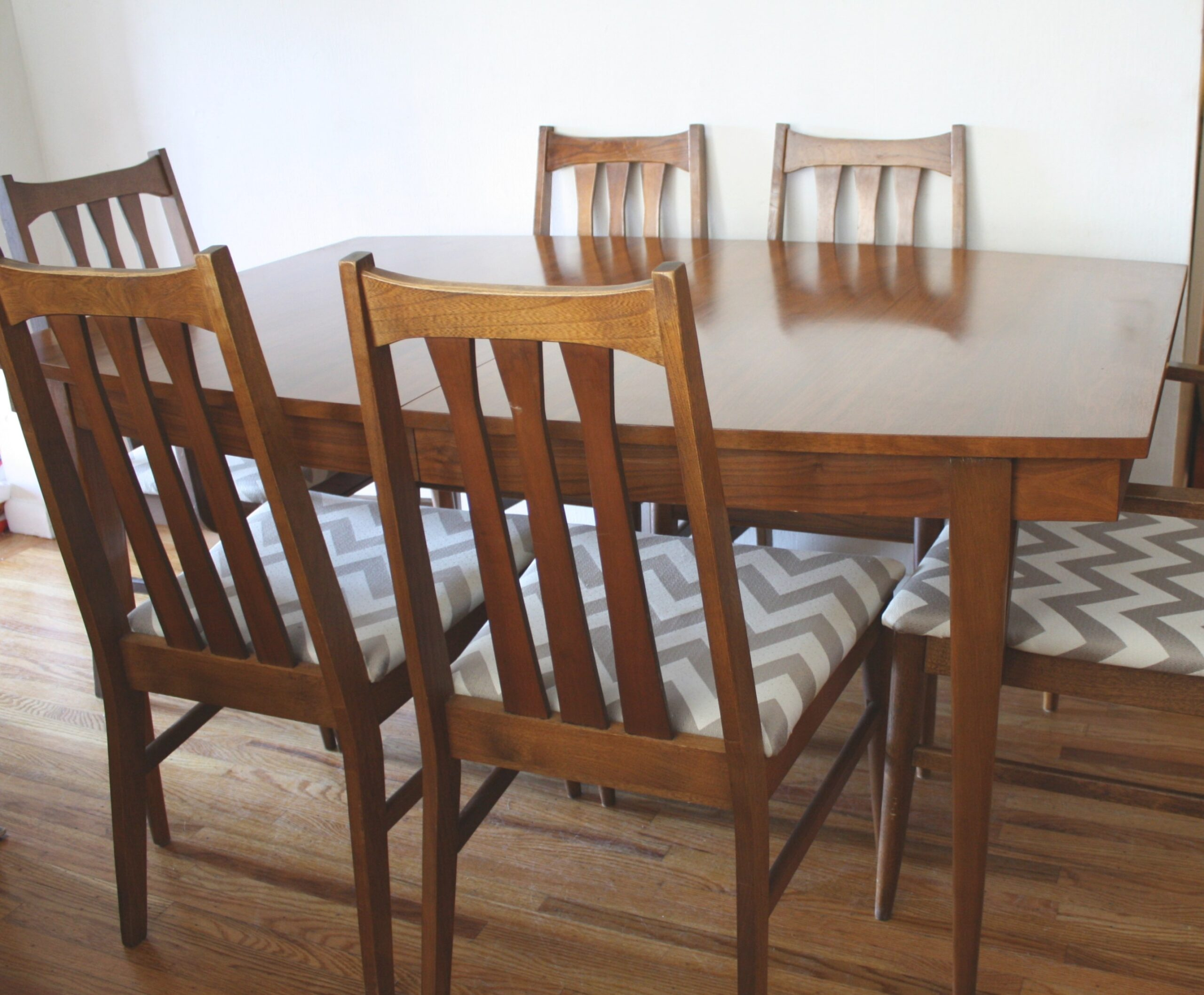 Mid Century Modern Dining Chair Sets | Picked Vintage in Mid Century Modern Dining Set