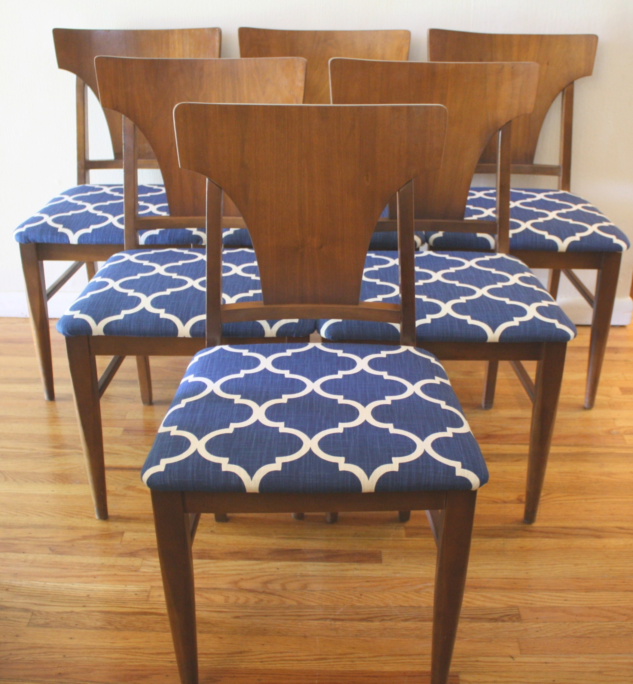 Mid Century Modern Sets Of Dining Chairs | Picked Vintage with Mid Century Modern Dining Set