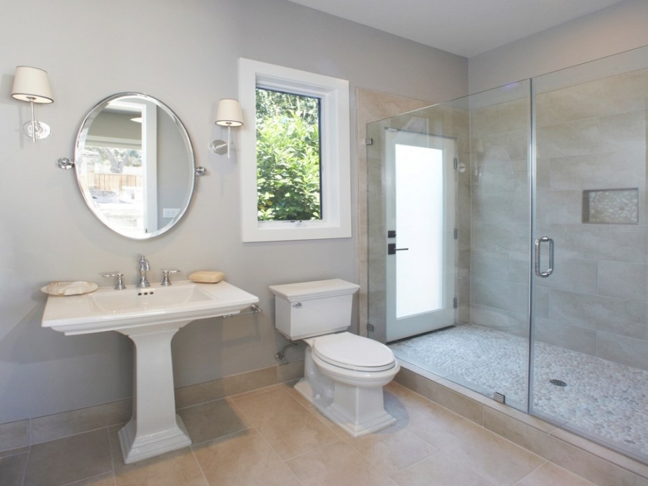 Mirror Rectangular Large Home Depot, Home Depot Bathrooms within How To Remodel Bathrooms