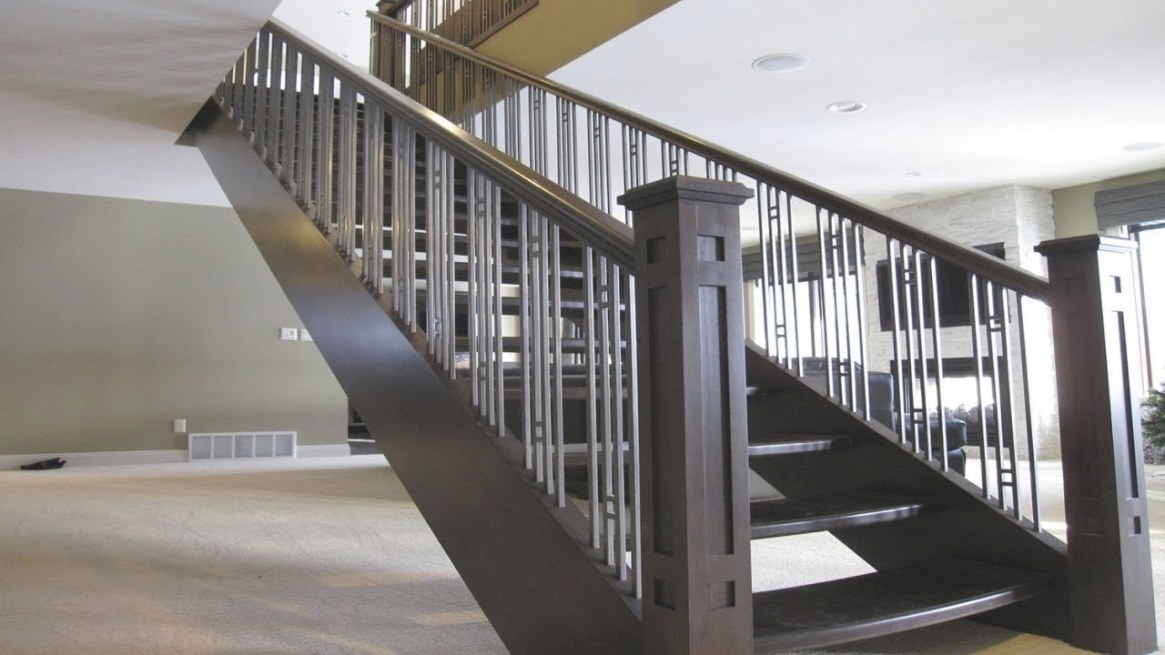 Modern Stair Railing Designs And Ideas For Your Home intended for Stair Ideas For Home