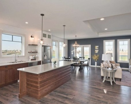 Navy Accent Wall Ideas, Pictures, Remodel And Decor in Accent Walls In Kitchens