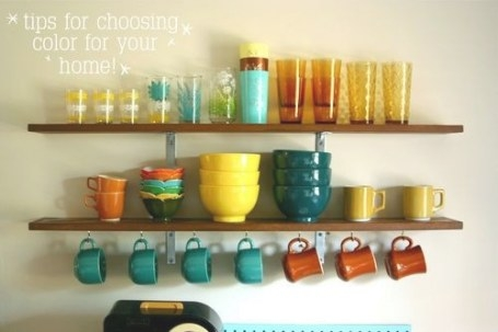Obsession With Yellow & Turquoise | Modern Kitchen Design regarding Yellow And Turquoise Kitchen