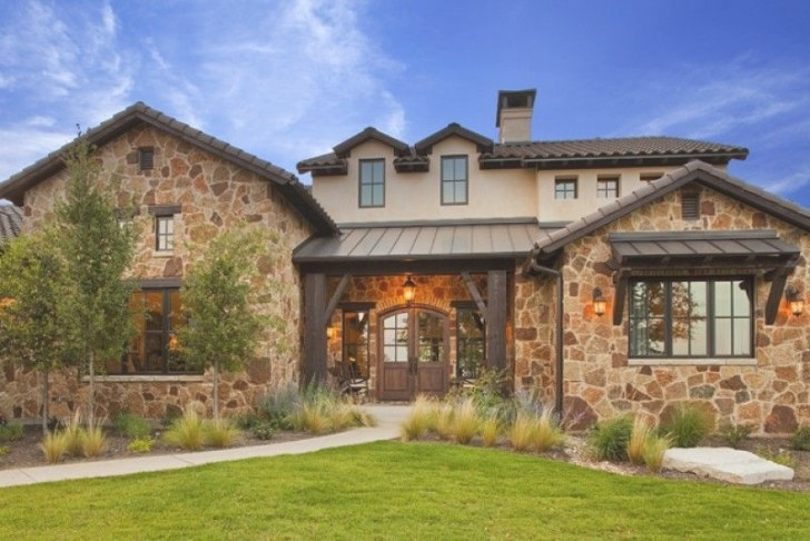 Old World Hill Country - Vanguard Studio Inc. - Austin, Tx throughout Texas Hill Country Homes
