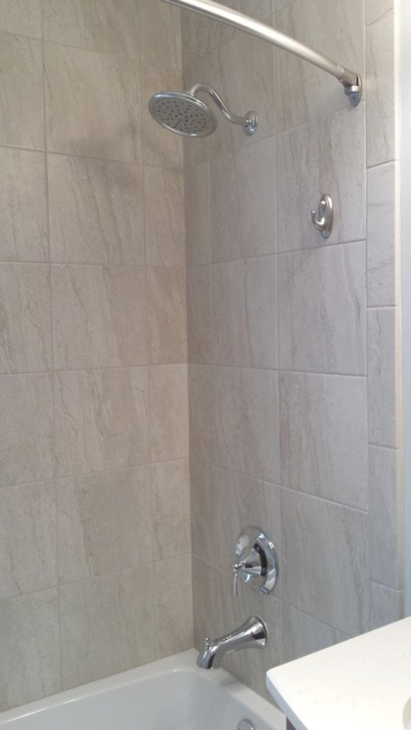Our 5X8 Bathroom - From Drab To Fab intended for 5X8 Bathroom Remodel Ideas