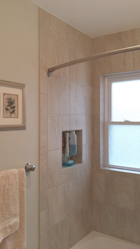 Our 5X8 Bathroom - From Drab To Fab throughout 5X8 Bathroom Remodel Ideas