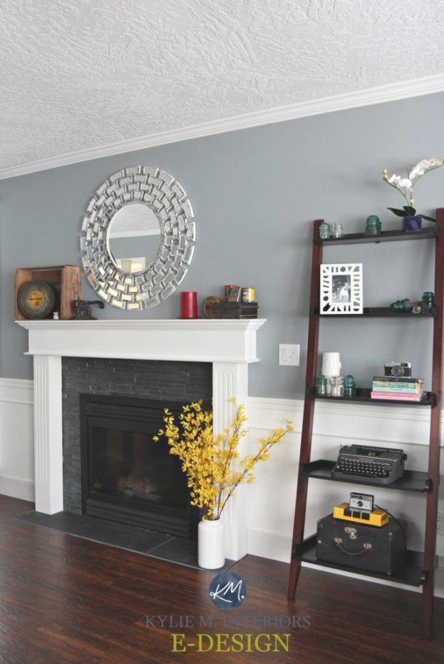 Paint Colour Review: Sherwin Williams Network Gray Sw 7073 throughout Sherwin Williams Gray Screen
