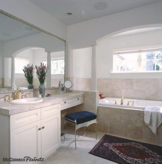 Paint Finish, Paint Sheen, Interior Paint, Interior with regard to Eggshell Paint For Bathroom