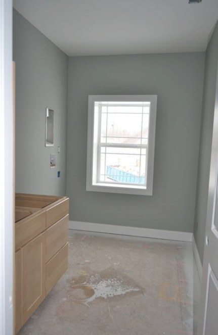 Paintingalmost Done   Interior Paint Colors For Living pertaining to Sherwin Williams Oyster Bay