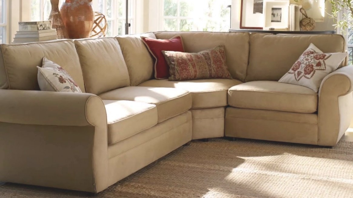 Performance Upholstery Fabric | Pottery Barn - Youtube within What Is A Settee