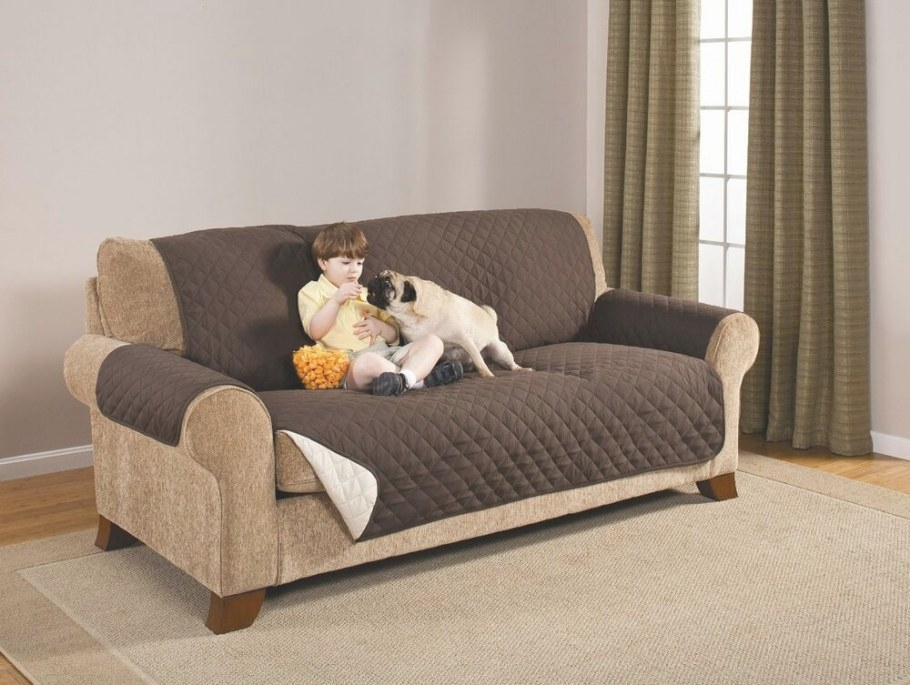 * Premium* Reversable Pet Dog Couch Sofa Furniture intended for What Is A Settee