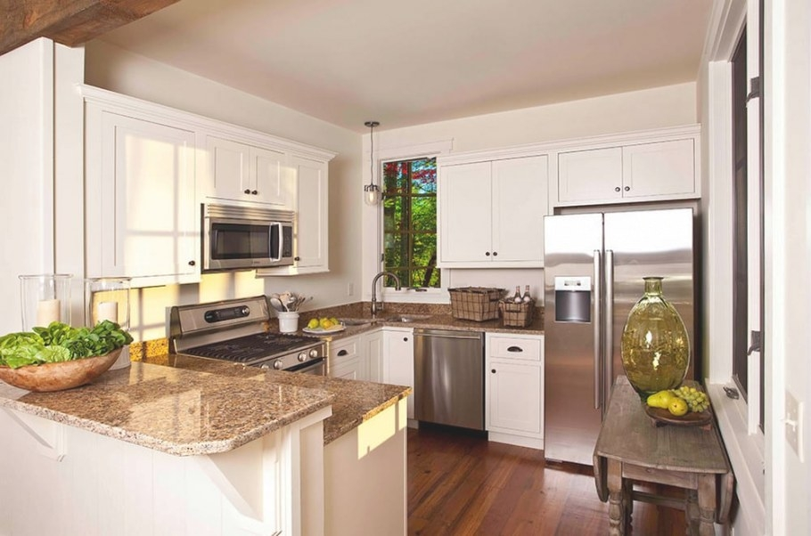 Rock Mountain Cottage – The Owner-Builder Network throughout State Of The Art Kitchens