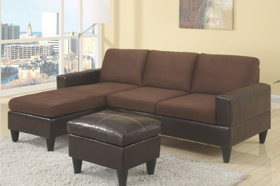 Sectional Sofa 3Pcs Microfiber/Faux Leather In 8 Colors with regard to What Is A Settee