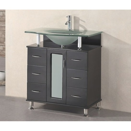 "Share: Email within 30"" Bathroom Vanity"