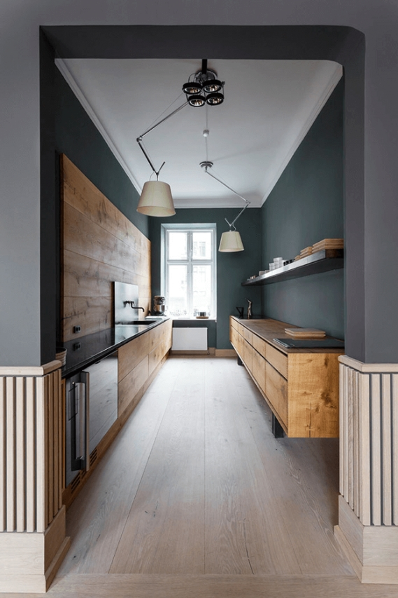 Sherwin Williams Popular Gray - Concepts And Colorways throughout Teal And Gray Kitchen