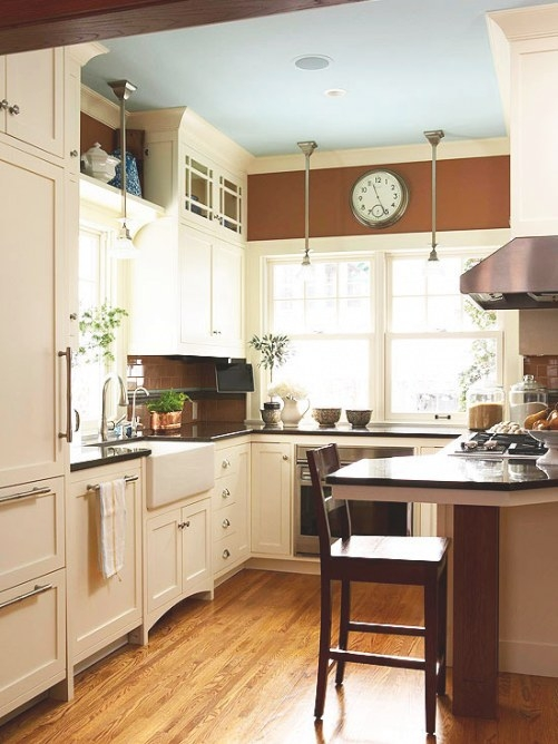 Small Kitchen Remodeling - Better Homes And Gardens - Bhg regarding Image Of Small Kitchen