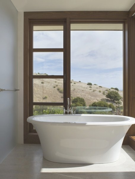 Stand-Alone Tub | Houzz for Stand Alone Vanities For Bathrooms