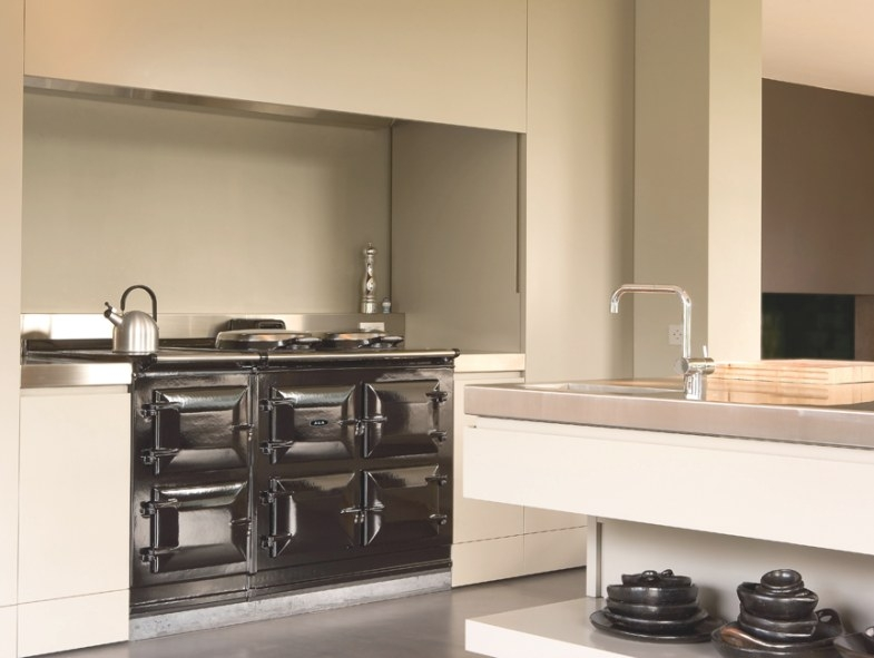 State-Of-The-Art Ovens Make For A Showstopping Kitchen In regarding State Of The Art Kitchens