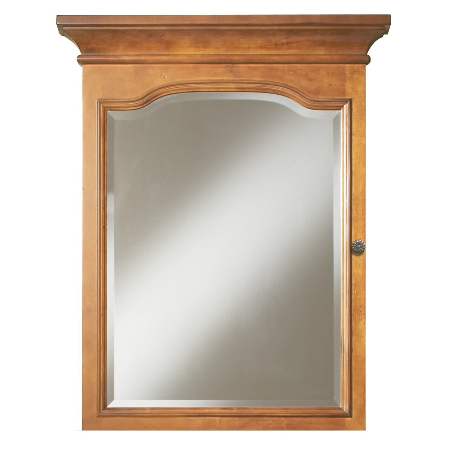 """Sunny Wood Cambrian 28"""" X 36"""" Surface Mount Medicine with regard to Surface Mount Medicine Cabinet"""