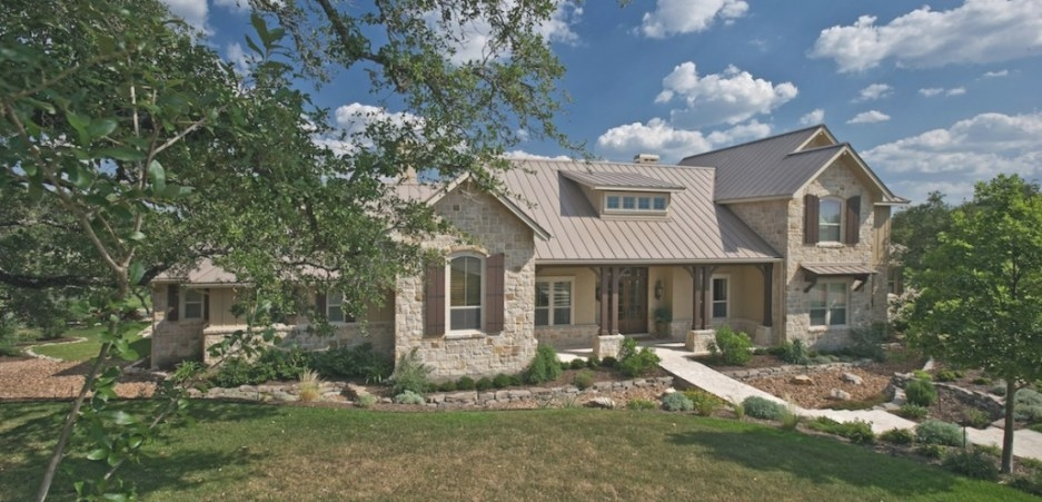 Texas Hill Country Classic | Authentic Custom Homes with regard to Texas Hill Country Homes