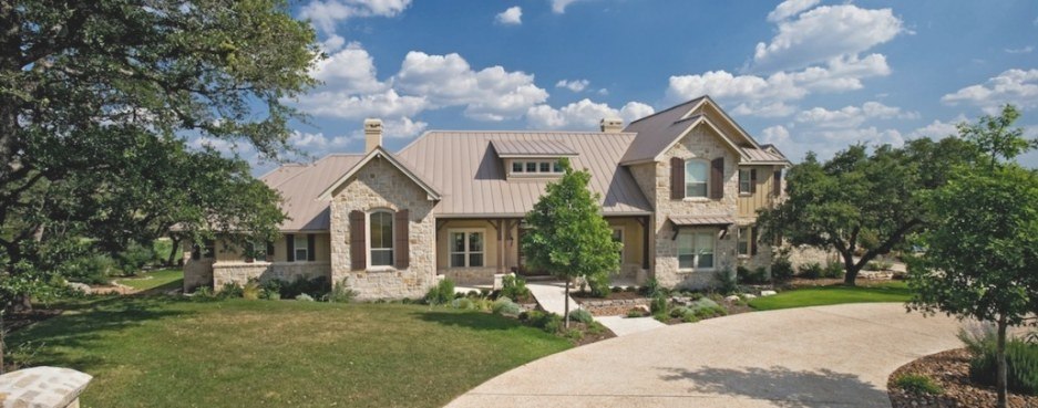 Texas Hill Country Classic | Authentic Custom Homes with Texas Hill Country Homes