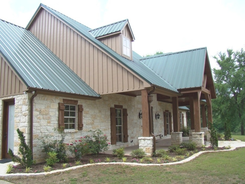 Texas Hill Country House Plans | Homesfeed inside Texas Hill Country Homes