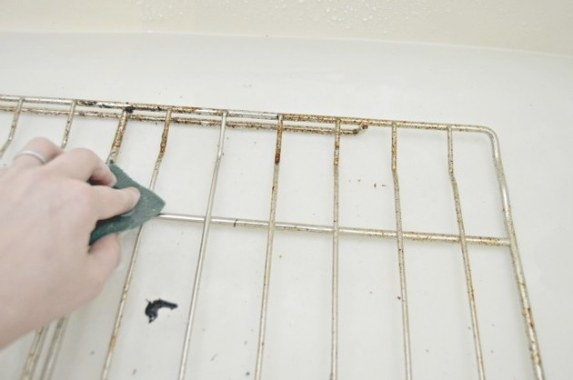 The Easiest Way To Clean Oven Racks | Hunker within How To Clean Oven Racks