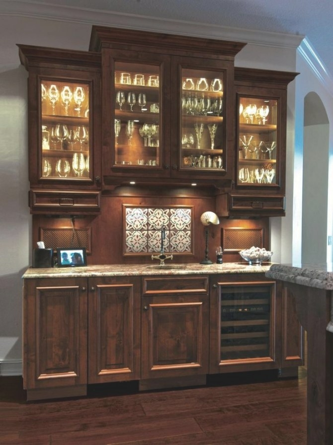 The Entertainer'S Guide To Designing The Perfect Wet Bar regarding Wet Bars For Homes