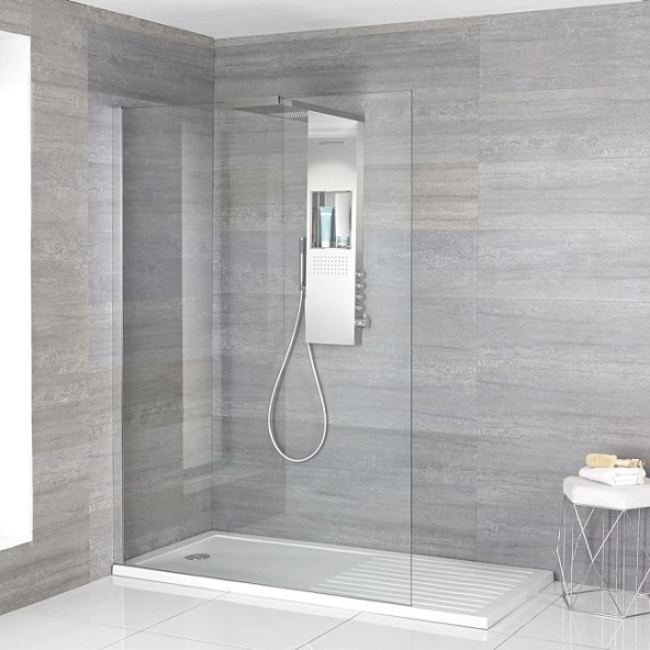 The Essential Guide To Walk In Showers And Wet Rooms for Walk In Shower For Small Bathroom