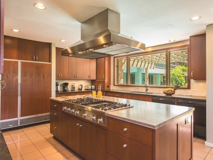 The State-Of-The-Art Kitchen Includes A Massive Kitchen with regard to State Of The Art Kitchens
