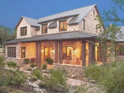 The Texas Hill Country Ranch Style Home Plans Up There Is inside Texas Hill Country Homes