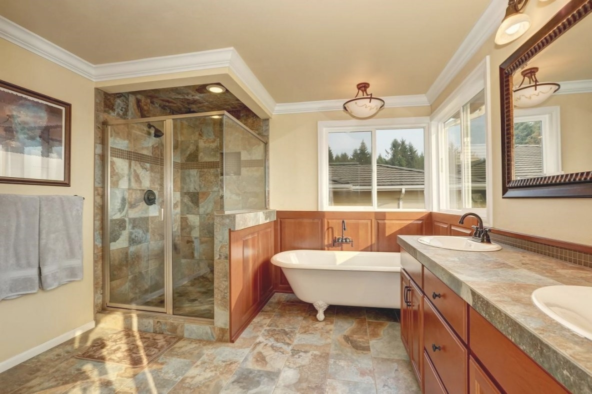 Therapy And Luxury: An Idea For Bathroom Remodeling In regarding How To Remodel Bathrooms