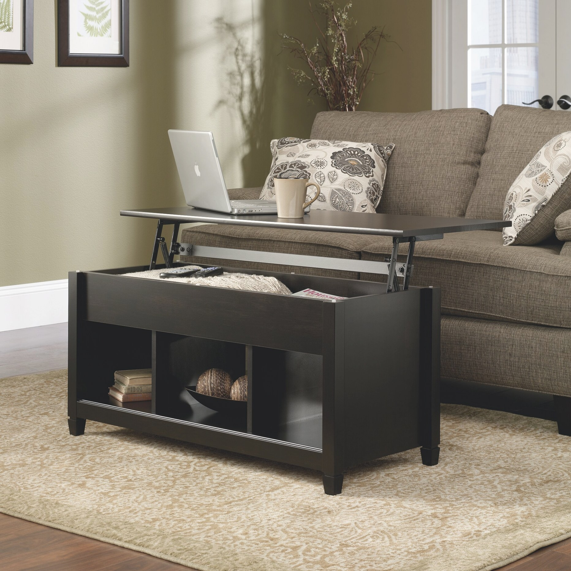 Three Posts Lamantia Coffee Table With Lift Top & Reviews pertaining to Lift Top Coffee Tables