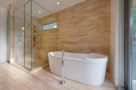 Tile Ideas For Your Kitchen Or Bathroom | Realtor® with regard to Wood Look Tile In Bathroom