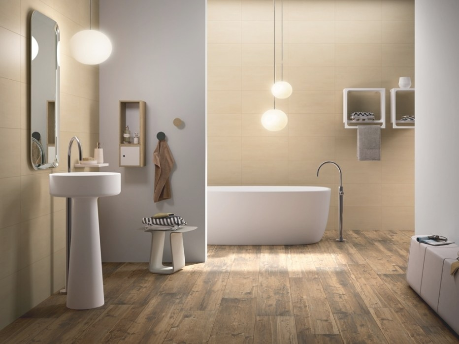 Tile That Looks Like Wood - Larix throughout Wood Look Tile In Bathroom