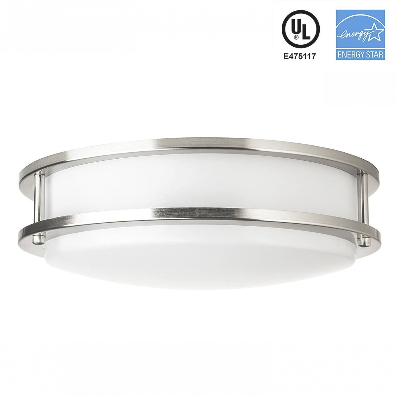 Top 10 Best Led Ceiling Lights In 2019 - Topreviewproducts inside Led Flush Mount Ceiling Light