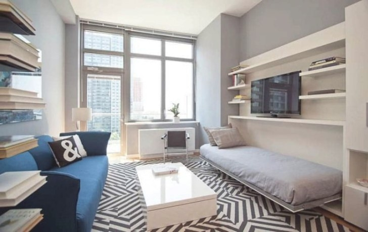 Turning A Living Room Into A Bedroom - Designing Idea intended for Turning Living Room Into Bedroom