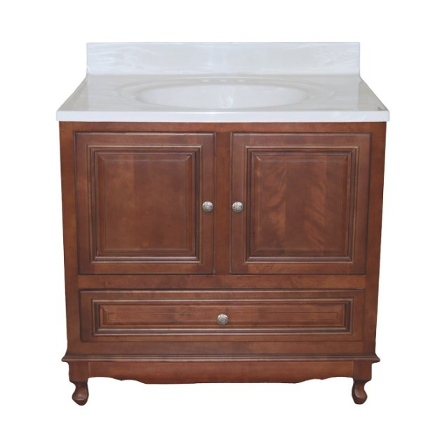 Walnut Ridge Cabinetry Bathroom Empress Vanity Company intended for American Kitchen And Bath