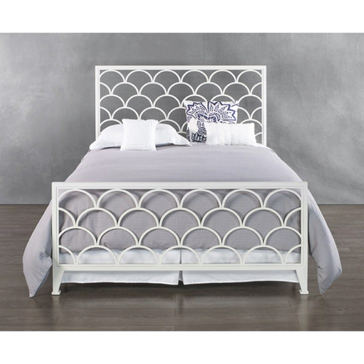Wesley Allen 1310 Iron Beds Moulton Iron Bed Discount regarding Wesley Allen Iron Beds