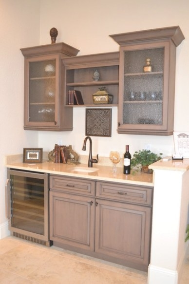 Wet Bar - Traditional - Kitchen - Orlando -Cabinet intended for Wet Bars For Homes