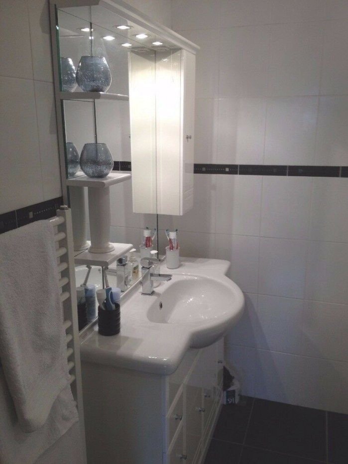 White, Stand-Alone, Bathroom Vanity Unit | In Bishopbriggs with Stand Alone Vanities For Bathrooms