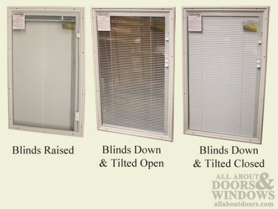 Windows With Internal Blinds   Entry Door Half Lite with regard to Windows With Blinds Inside