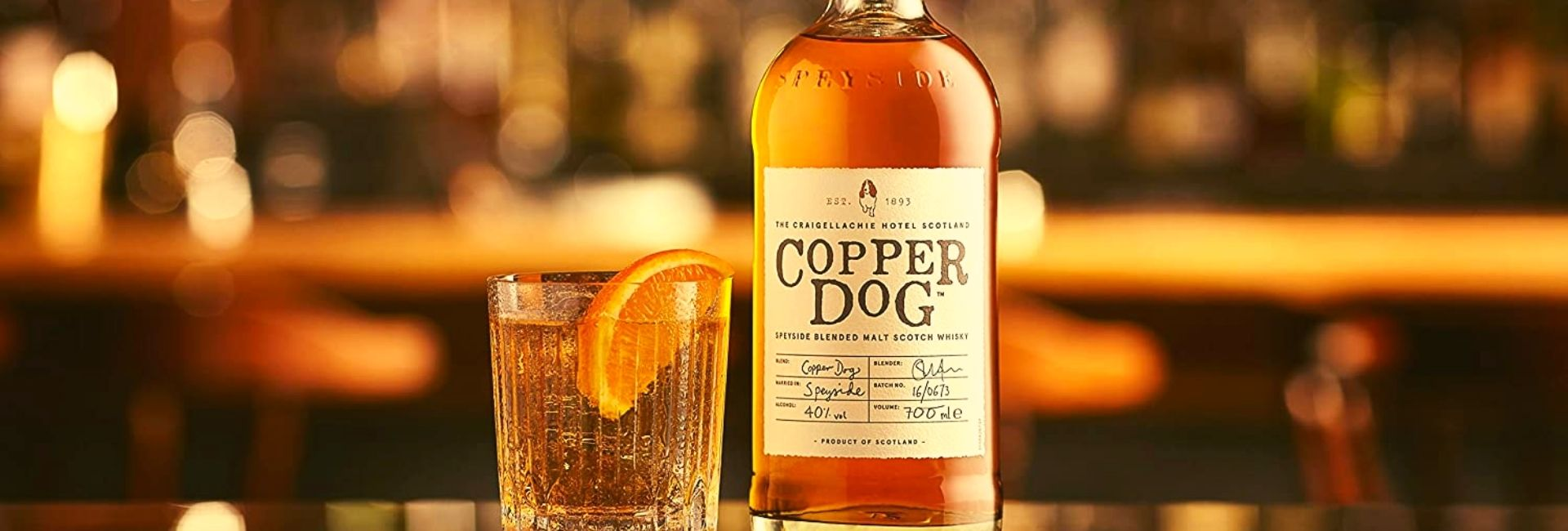 Copper Dog Speyside Blended Malt Scotch Whisky Review
