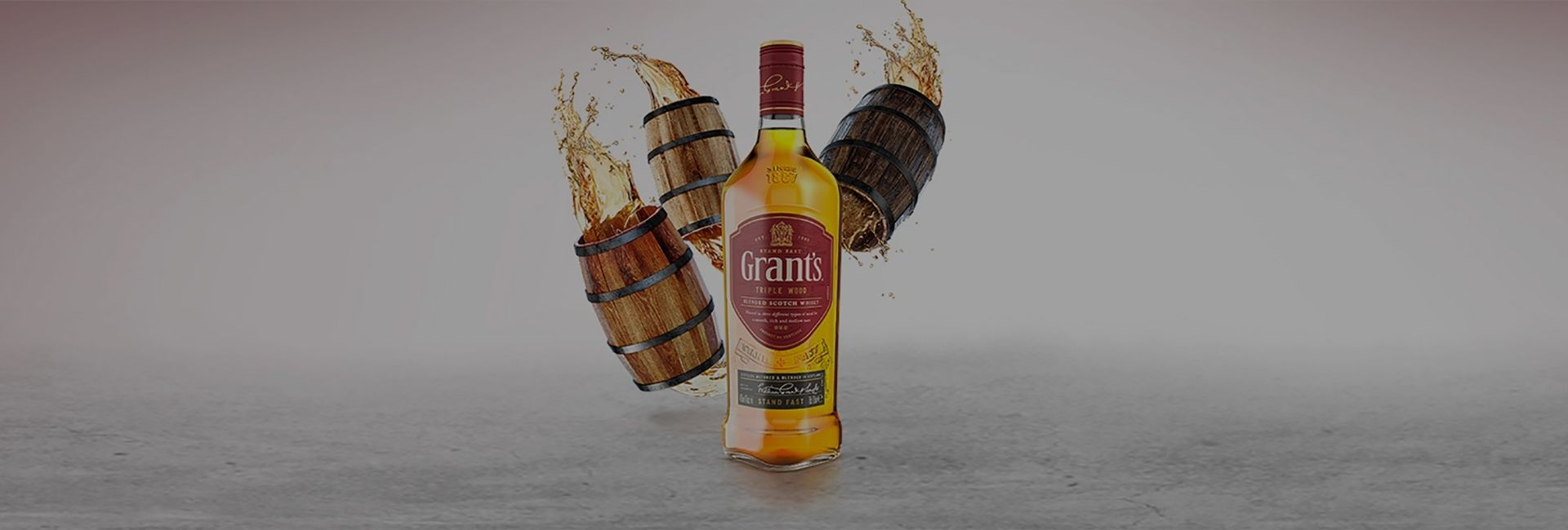 Grant's Triple Wood Blended Scotch Whisky Review