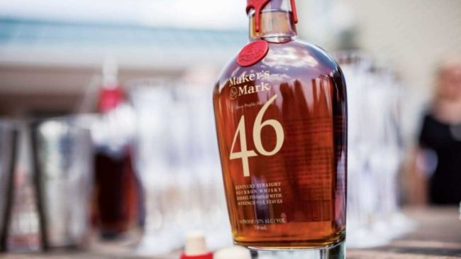 Makers mark 46 with glasses